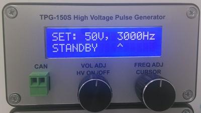 太赫兹天线高压电源